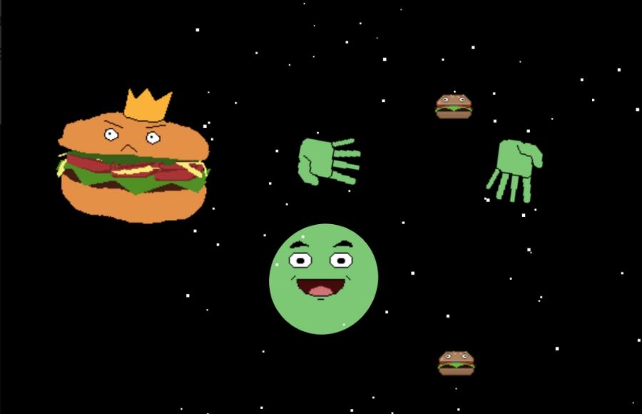 Beef Burger Bun Run