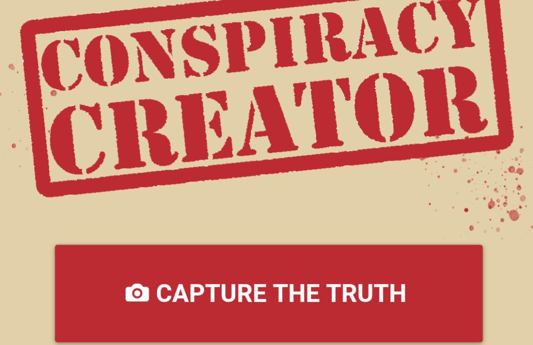 Conspiracy Creator