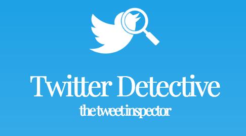 Twitter Detective